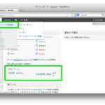 WordPress でマルチサイト機能を使っている時のメディアライブラリーの「保存スペース」の容量を変更する方法