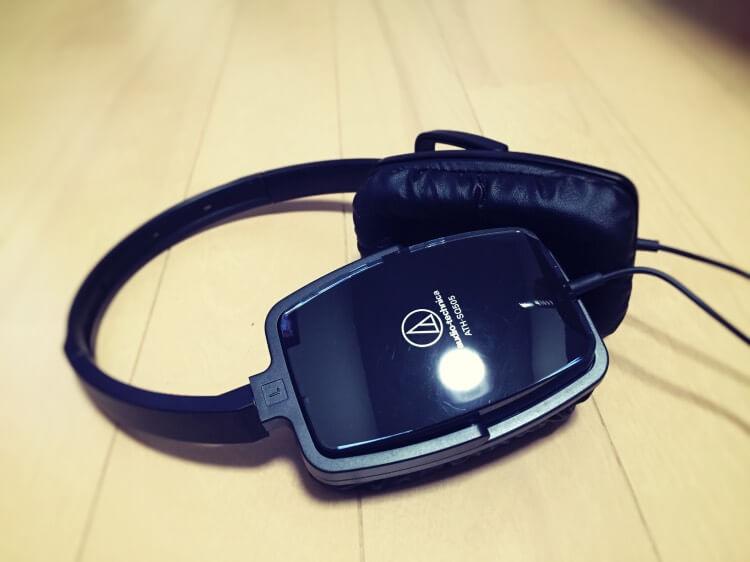 ヘッドフォン オーディオテクニカ ATH SQ505