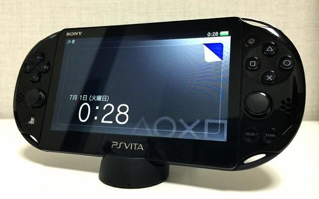 PS Vita PCH-2000 充電スタンド
